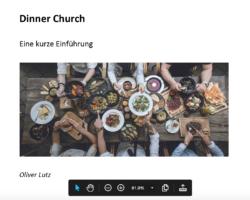 Dinner Church Handbuch Tumbnail